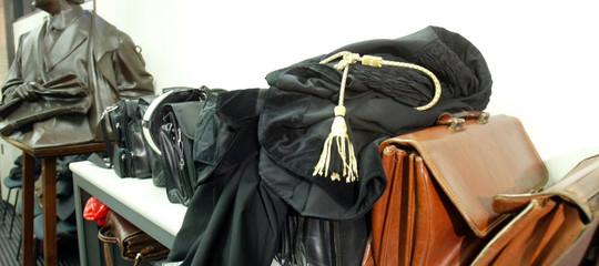 Anno giudiziario Ermini no pressioni sui magistrati