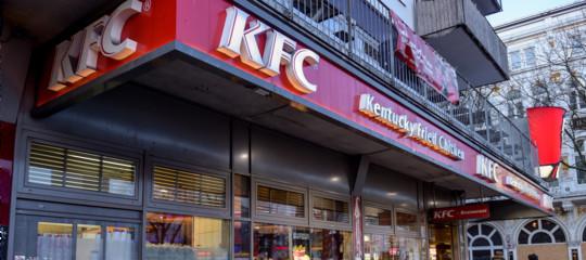 intossicazione pollo fritto kfc