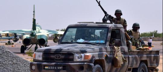Nigeria attacco