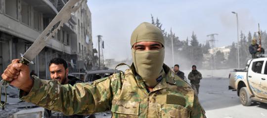 Siria: sono 138 iforeignfighterlegati all'Italia