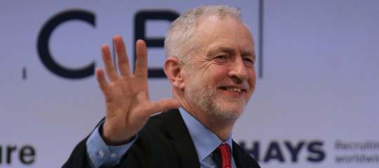brexit no deal corbyn may
