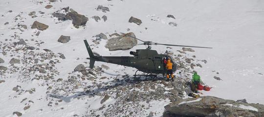 NangaParbat: avvistate due sagome sulla montagna, potrebbero essere Nardi e