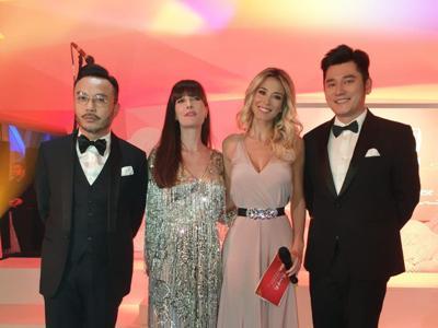 Victoria Cabello e Diletta Leotta star sulla tv cinese
