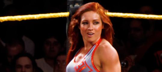 wrestler donna