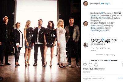 Siamo tornati, fan Beverly Hills 90210 impazziti