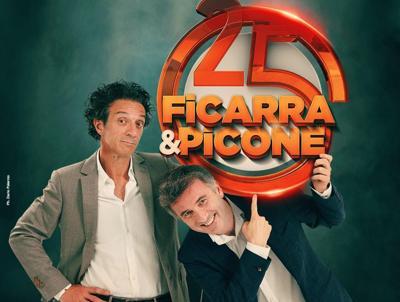 Ficarra e Picone in tour per i 25 anni di carriera