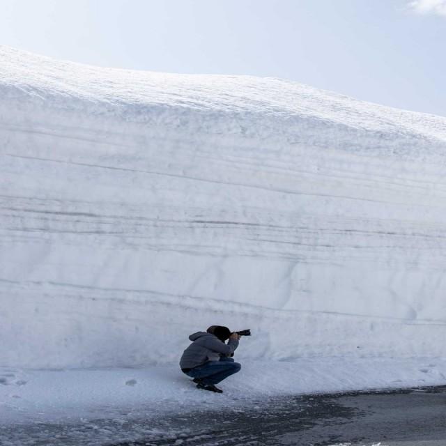 immagine 2 articolo meteo freddo maggio 12 metri neve passi alpini