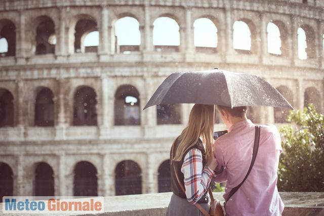 immagine 1 articolo meteo roma tanto sole e caldo estivo nella norma