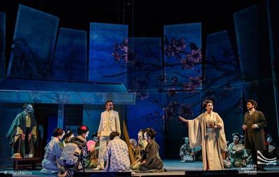 Il Teatro Del Monaco apre con Butterfly e Paolini
