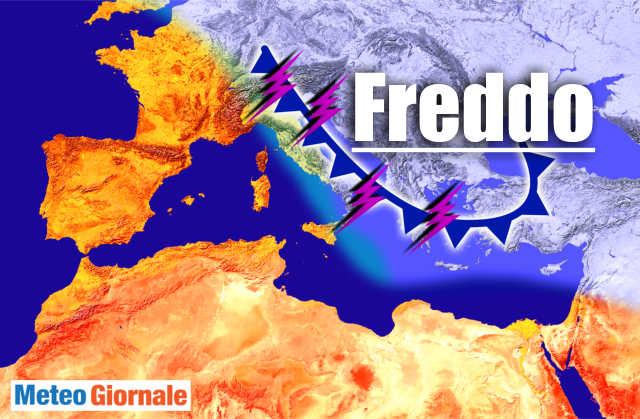 immagine 1 articolo meteo prossima settimana minacciata da fresco e temporali