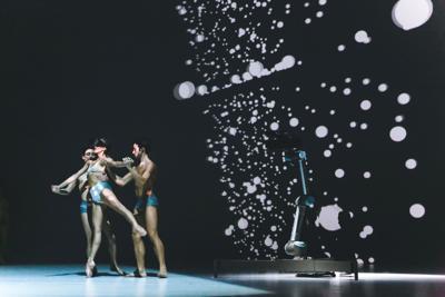 Al Vascello il Balletto di Roma tra tecnologia e virtualità con 'Hu-robot'