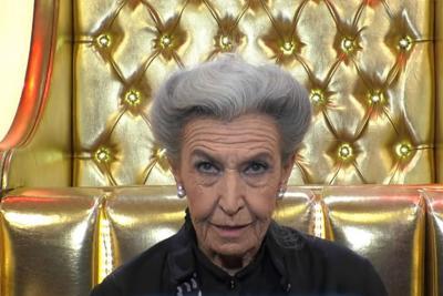 GfVip, Barbara Alberti in ospedale