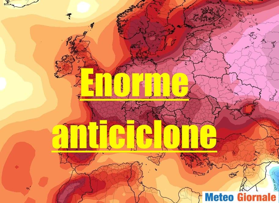 immagine 1 articolo meteo febbraio ecco un anticiclone mostruoso