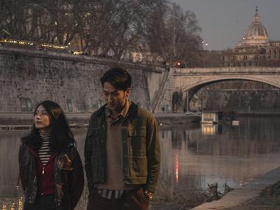Ultimo ciak per film italo-cinese con Cannavacciuolo