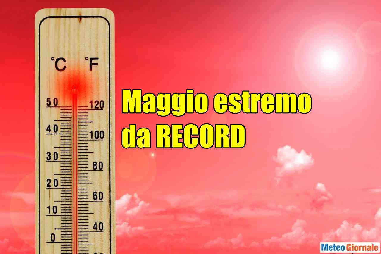 immagine 1 articolo caldo record ma il picco sara domani