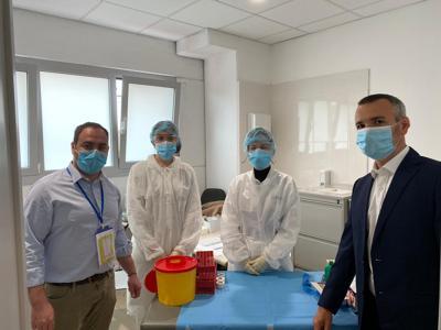 Comer Industries, al via test sierologici sui dipendenti