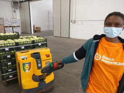 Compagni di Banco: Lidl dona a Banco Alimentare 33 muletti elettrici
