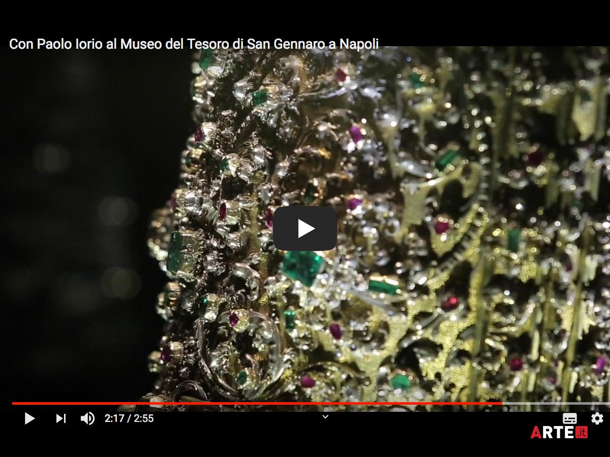 VIDEO - Museo Tesoro San Gennaro