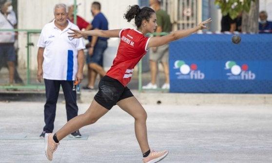 Bocce, Borgonese show: è ancora campionessa d'Italia di Volo
