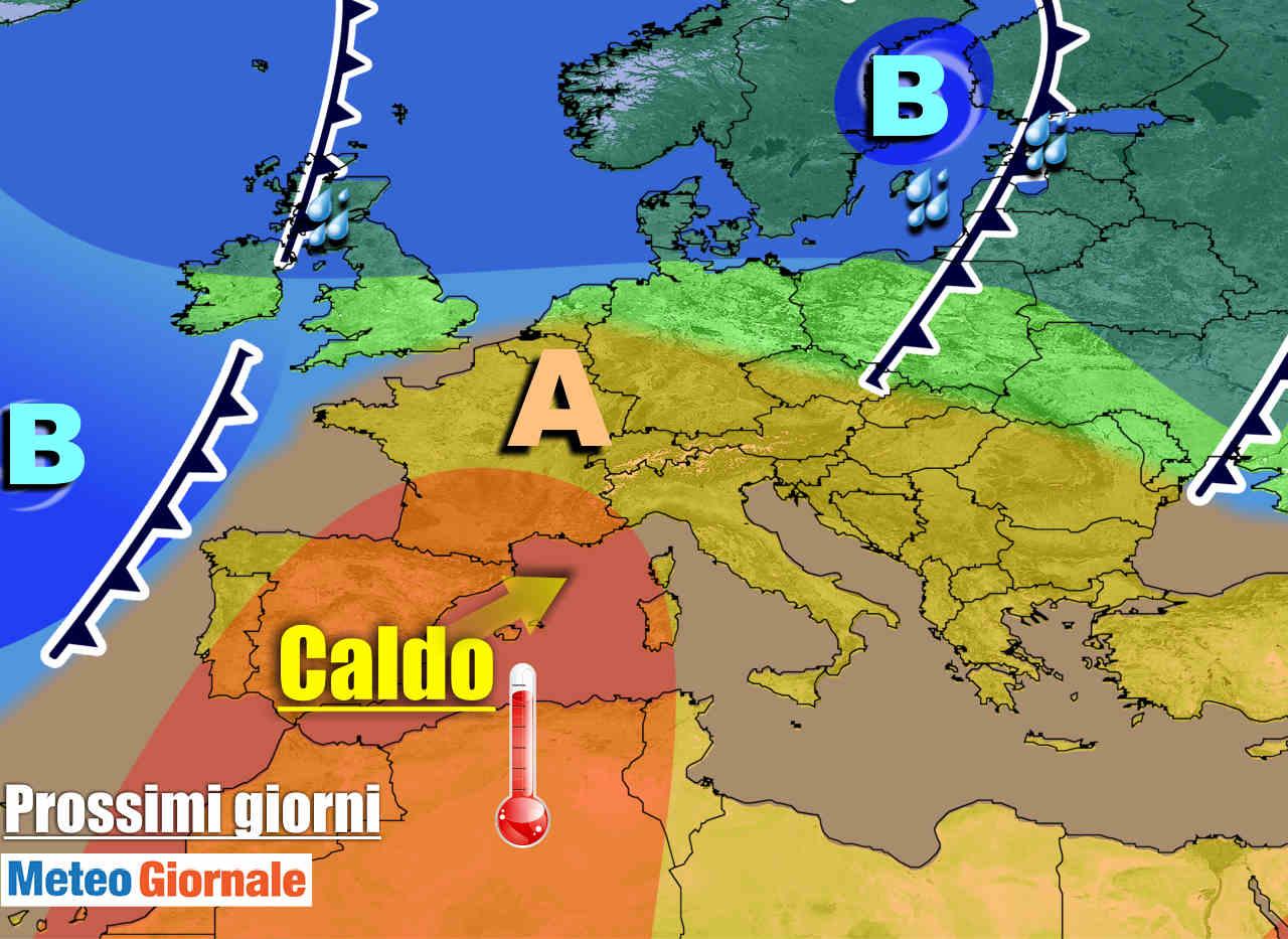 Cartina Italia nord Centro Sud