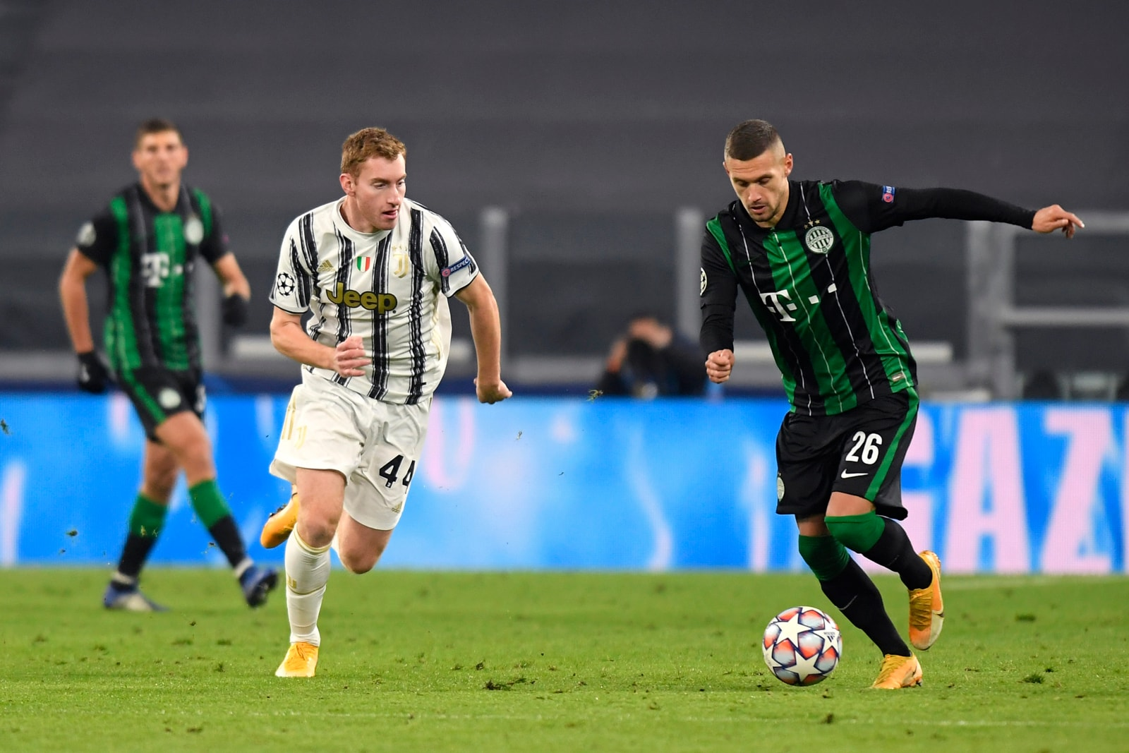 Juventus-Ferencváros 2-1, il tabellino ⋆ CorriereQuotidiano.it - Il  giornale delle Buone Notizie