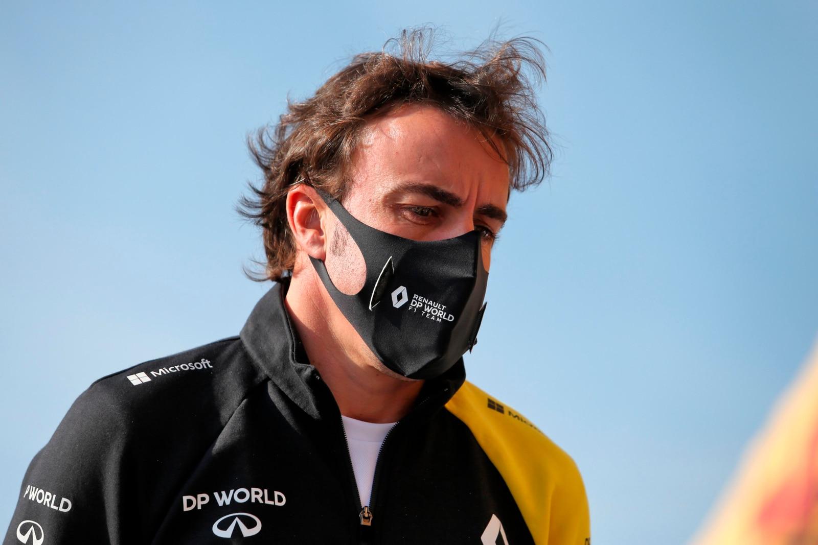 F1 - Alonso e Zhou per Renault ai test di Abu Dhabi