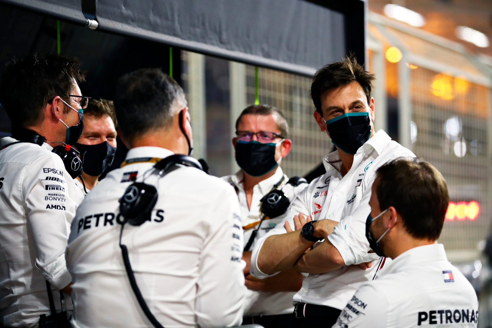 F1, Toto Wolff spaventa i titosi Mercedes: