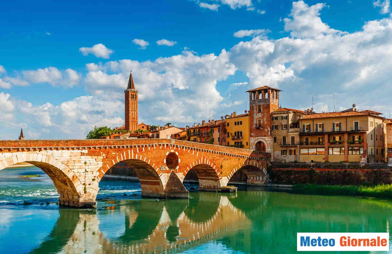 Meteo Verona, nuovo peggioramento ⋆ CorriereQuotidiano.it ...
