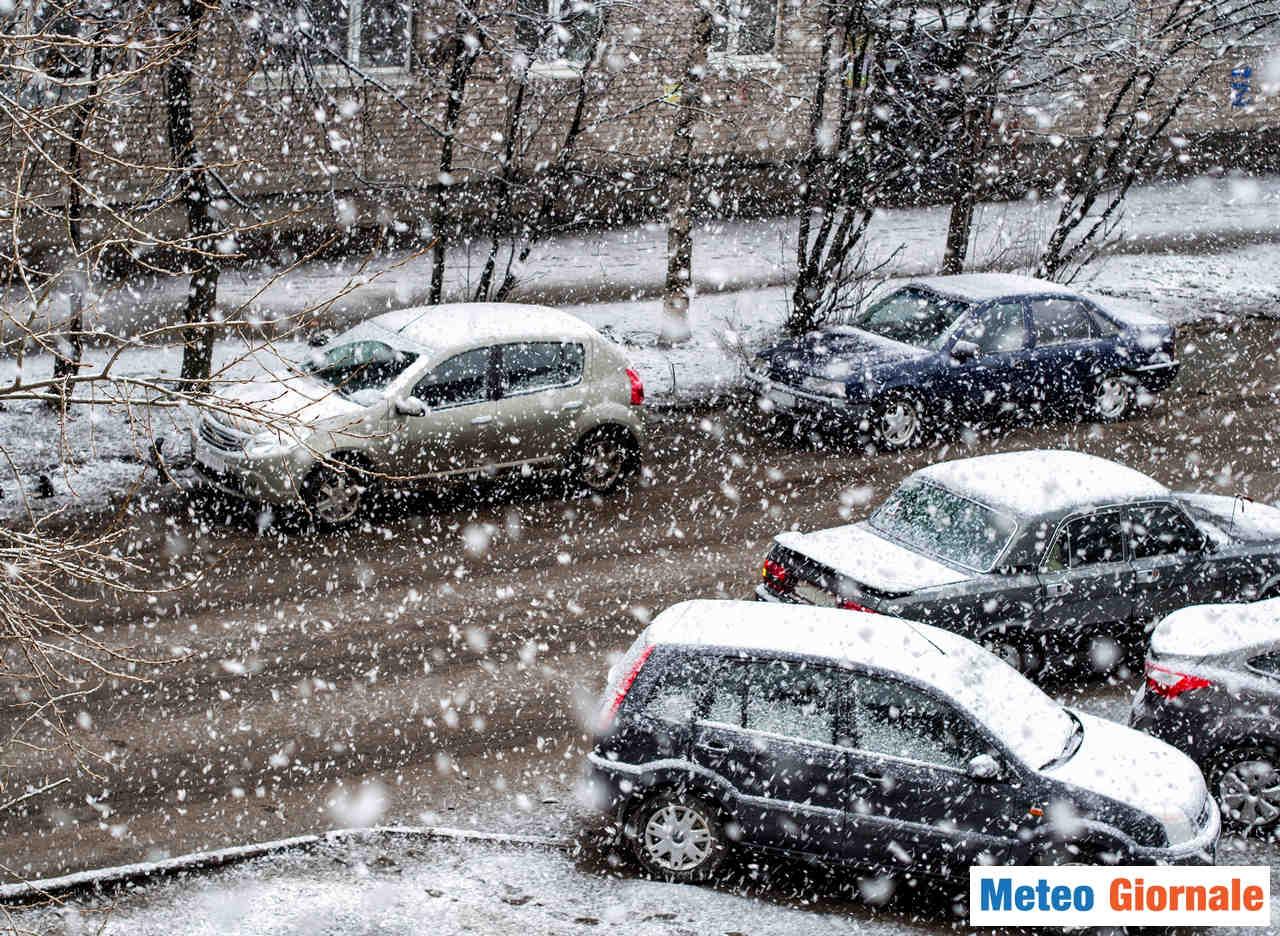 Meteo Verona prevista neve ⋆ CorriereQuotidiano.it - Il ...