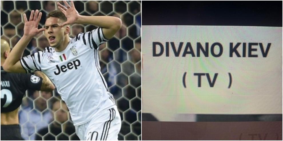 Sorteggi Champions, per l'Inter c'è la Divano Kiev