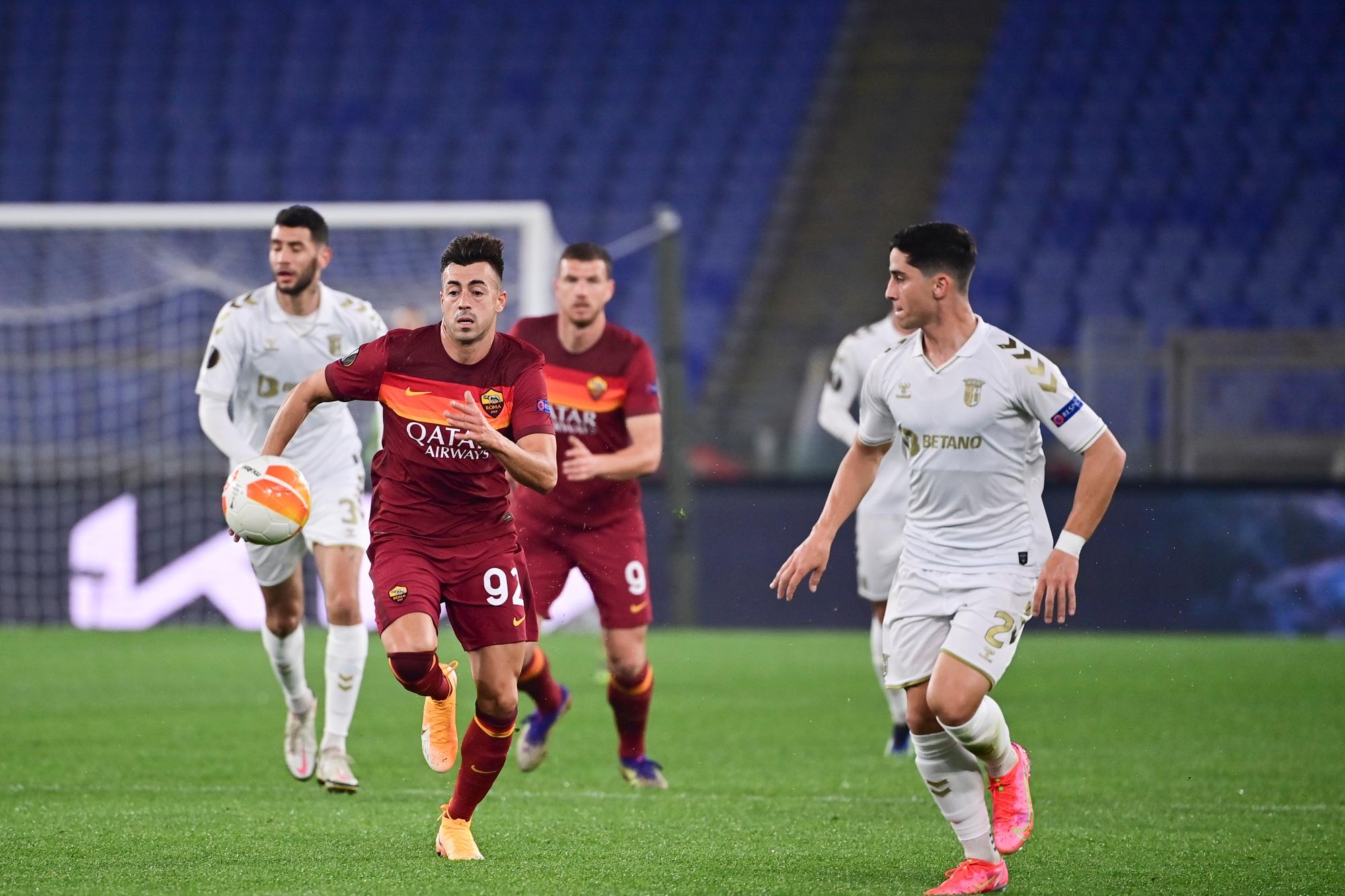 Roma-Braga 3-1, il tabellino ⋆ CorriereQuotidiano.it - Il giornale delle  Buone Notizie