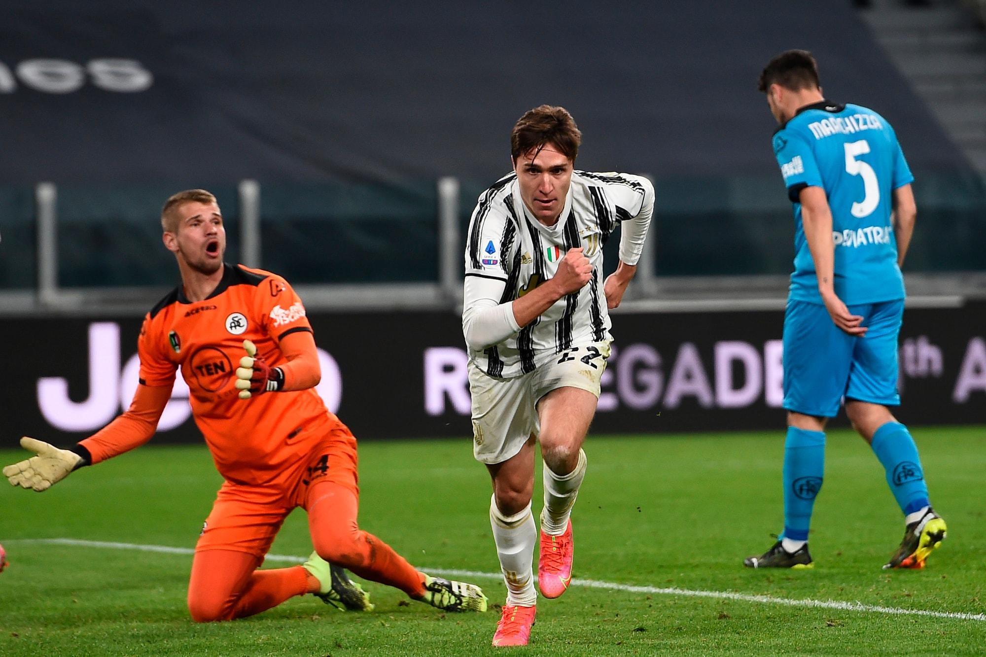 Juventus-Spezia 3-0, il tabellino ⋆ CorriereQuotidiano.it - Il giornale  delle Buone Notizie