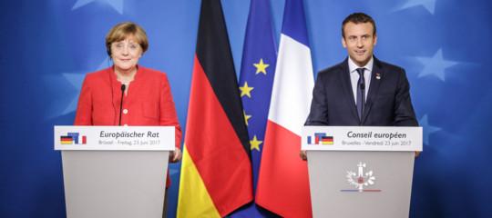 In cosa consiste il nuovo trattato franco-tedesco
