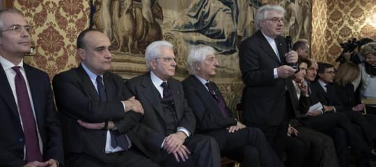 Libri rari al posto di alti dirigenti.Mattarelladona e riconverte Palazzo San Felice
