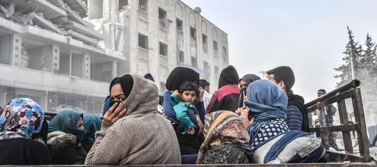 Siria: Onu, 29 bambini morti di freddo tra civili in fuga