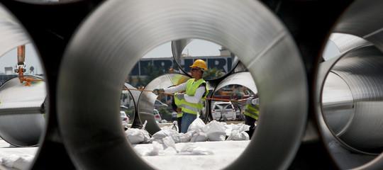 Dicembre nero per l'industria: produzione in calo del 5,5%