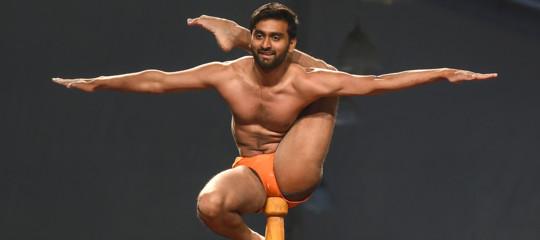 yoga sul palo