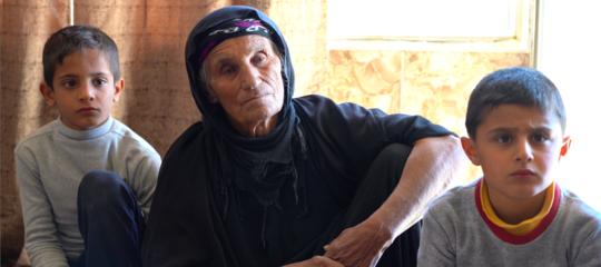 L'attivista curda che si batte contro le mutilazioni genitali