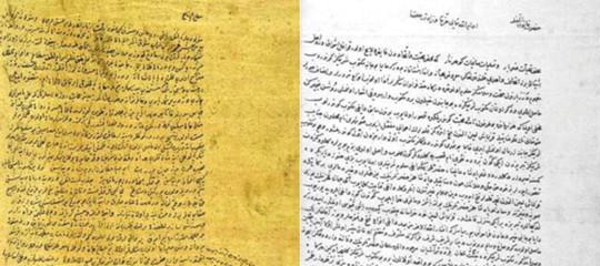 Le lettere d'amore del Sultano per la schiava ucraina