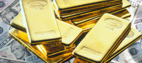 bankitalia riserve oro