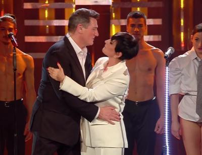 Tony Hadley e Arisa fanno ballare l'Ariston
