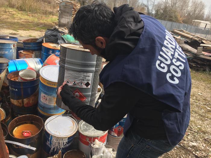Sequestro deposito rifiuti pericolosi il giornale delle buone notizie - Sequestro prima casa ...