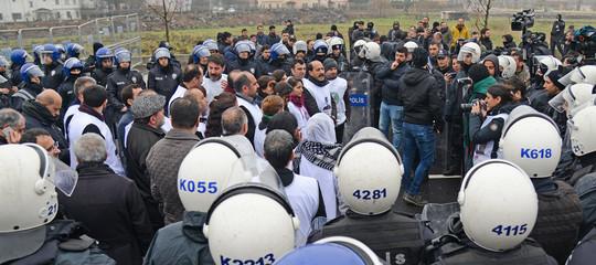 turchia arresti curdi ocalan