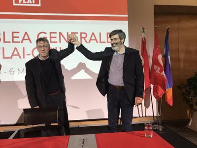 Giovanni Mininni è il nuovo segretario generale della Flai