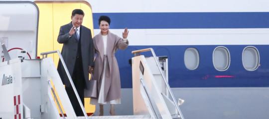Xi jinping italia