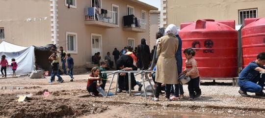 oxfam acqua siriayemen