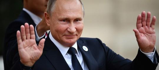 Nucleare Putin