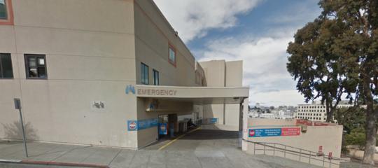 morto ospedale robot california