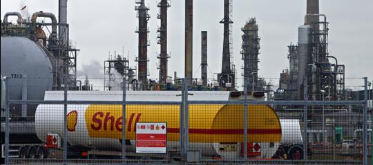 shell petrolio cambiamenti climatici