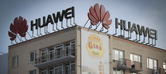 Huawei Germania 5G